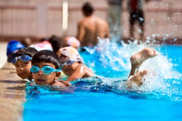 Why kids should go for the swimming classes